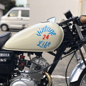 "↓↓↓ ""Vintage Life"" on Motorcycle ↓↓↓"